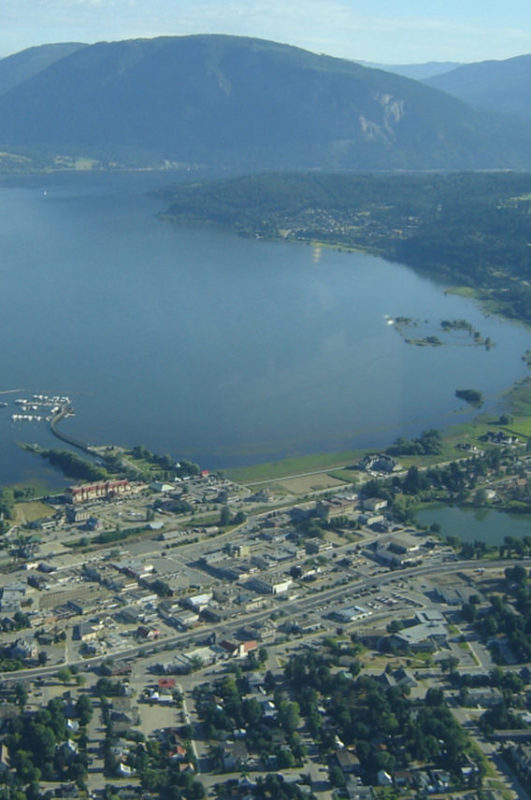 Salmon Arm / Sicamous